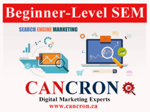Beginner-Level Search Engine Marketing Cancron