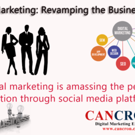Digital Marketing: Revamping the Business World