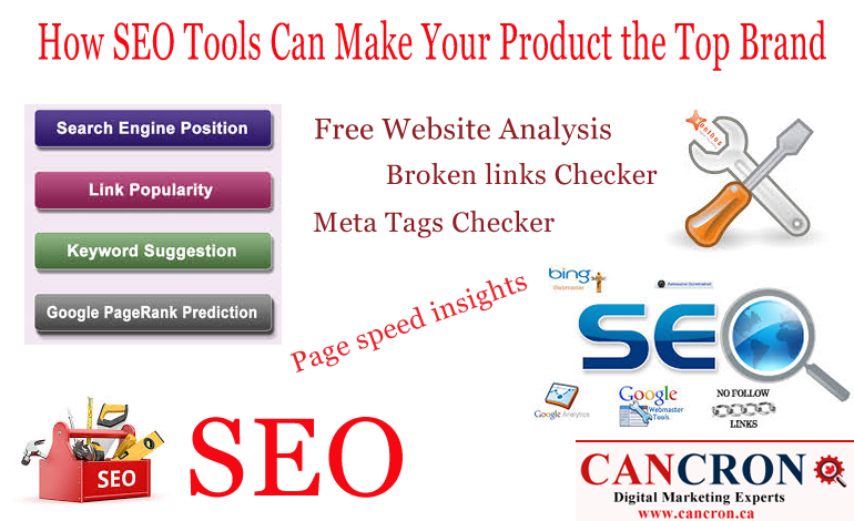 How SEO Tools Can Make Your Product the Top Brand