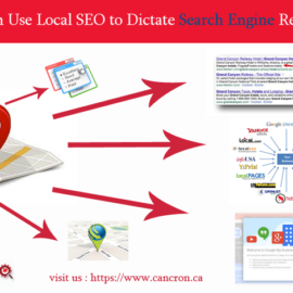 How You Can Use Local SEO to Dictate Search Engine Results in 2017