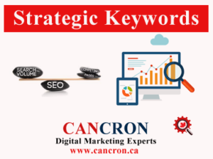 Strategic Keywords Cancron inc