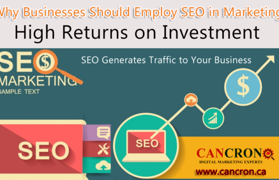 Why Businesses Should Employ SEO in Marketing