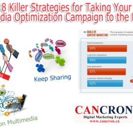 8 Killer Strategies for Taking Your Social Media Optimization Campaign to the Next Level