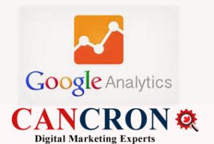 Google Analytics Cancron inc