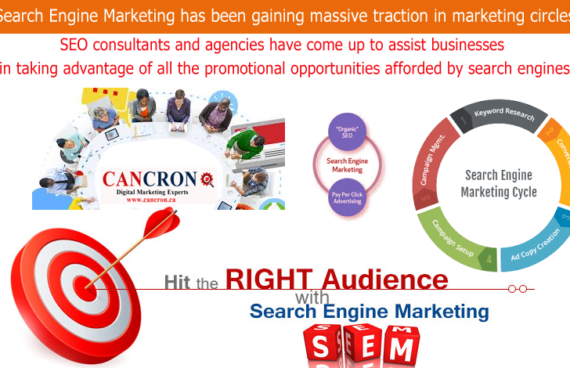 Search Engine Marketing has been gaining massive traction in marketing circles