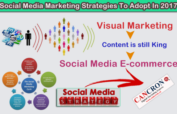 Social Media Marketing Strategies To Adopt In 2017