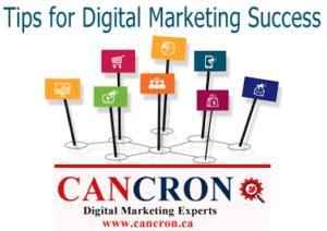 Tips for Digital Marketing Success