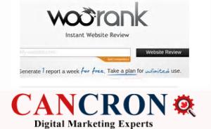 WOOrank cancron inc