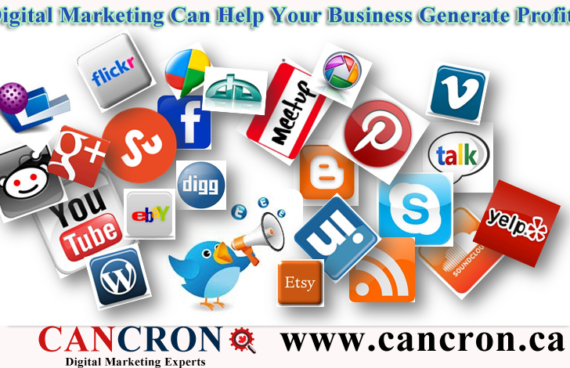 Digital Marketing Can Help Your Business Generate Profits