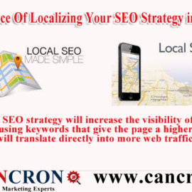 Importance Of Localizing Your SEO Strategy in Canada