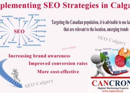 Benefits Of Implementing SEO Strategies in Calgary