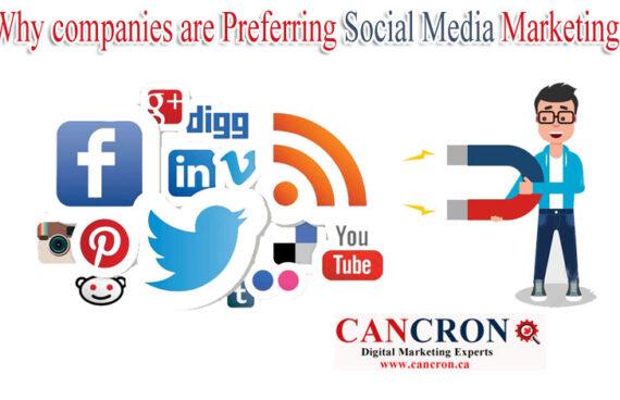 Why companies are Preferring Social Media Marketing