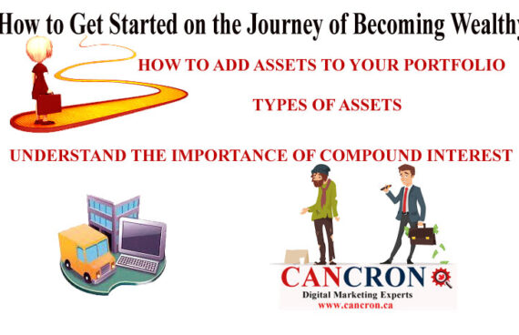 How to Get Started on the Journey of Becoming Wealthy