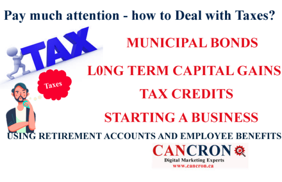 Pay much attention – how to Deal with Taxes?
