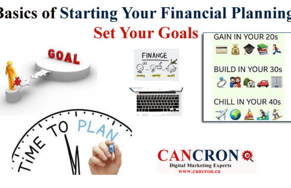 Basics of Starting Your Financial Planning – Set Your Goals