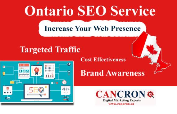 Seo Service Ontario (ON) | Your Ontario Business needs Local SEO